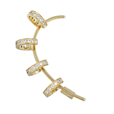 Crystal Ear cuff GP