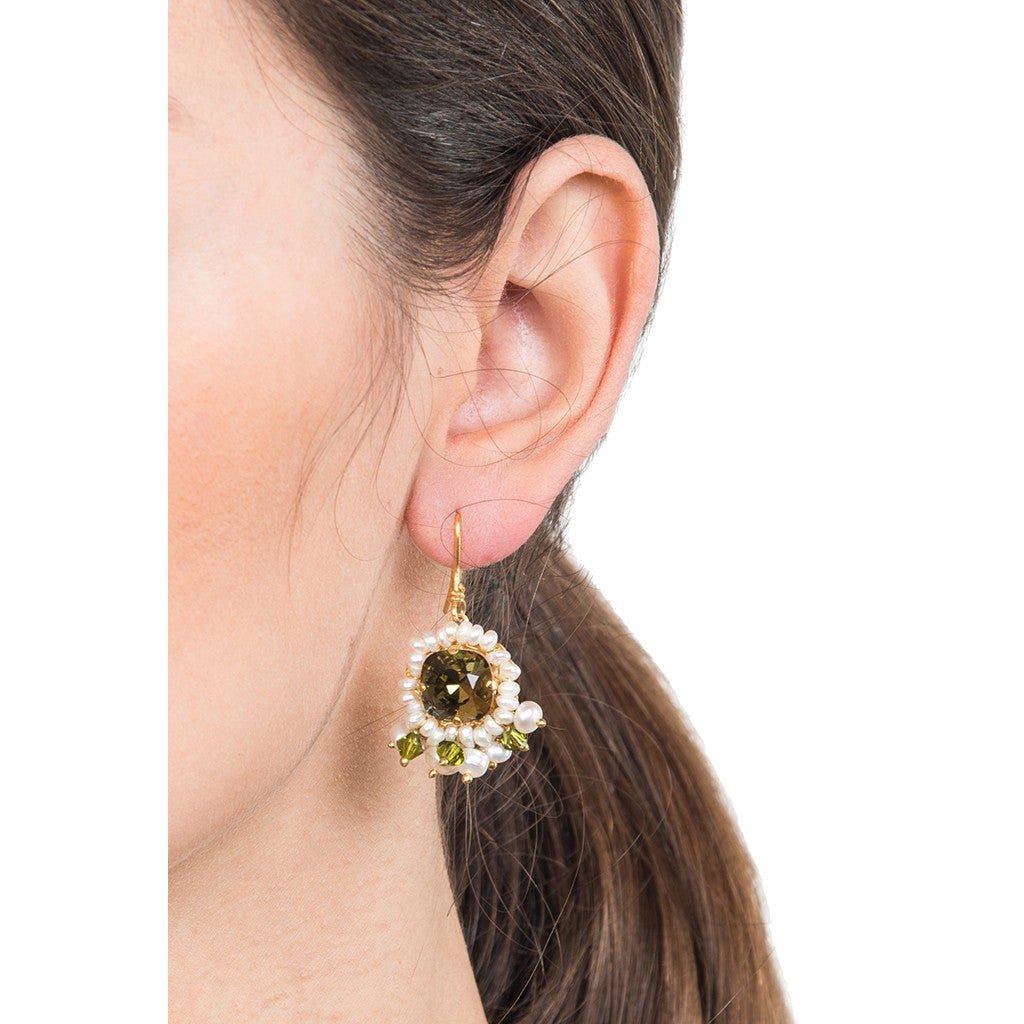Earrings Khiva Simple