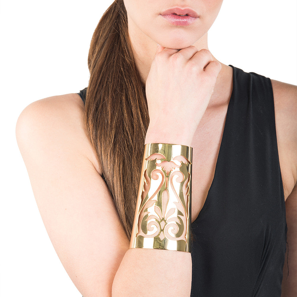 Tribal Gold Cuff GP