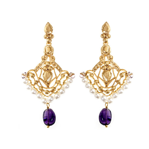 Earrings Maharani 2 GP