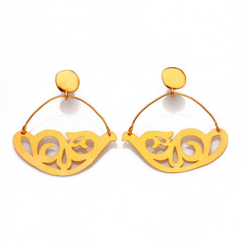Earrings Arabesque 1