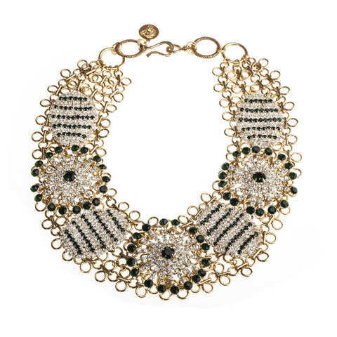 Anisa Green Necklace