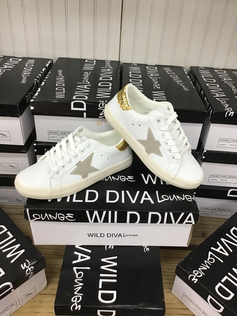 """In the Light"" Star sneakers"