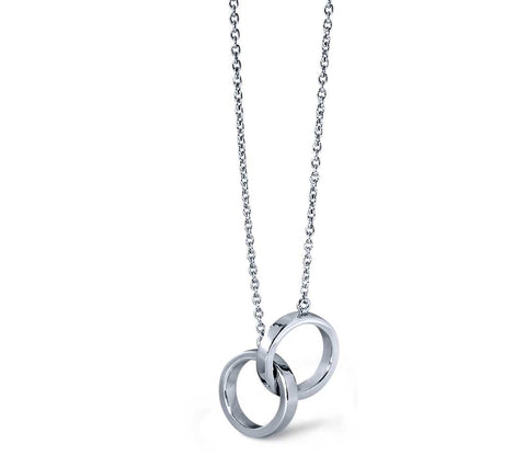Infinity rings necklace bullion diamond co infinity rings necklace bullion diamond aloadofball Choice Image