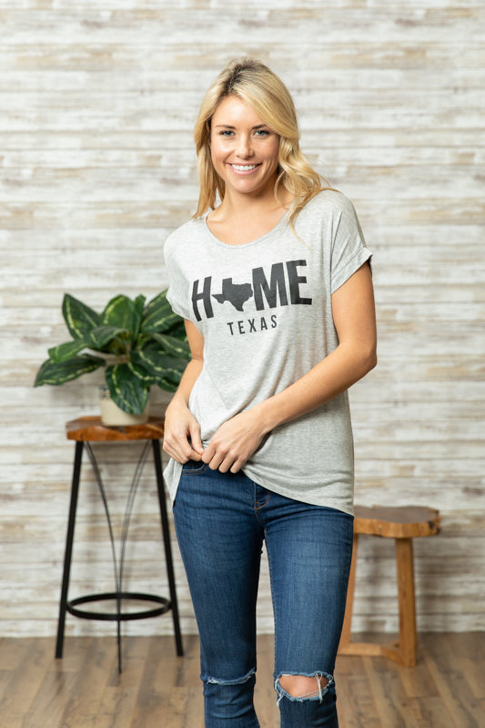 T5342X home TX tee plus size