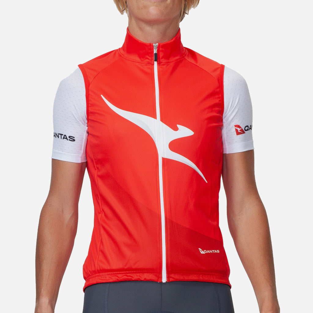 Qantas Wind Vest – Womens