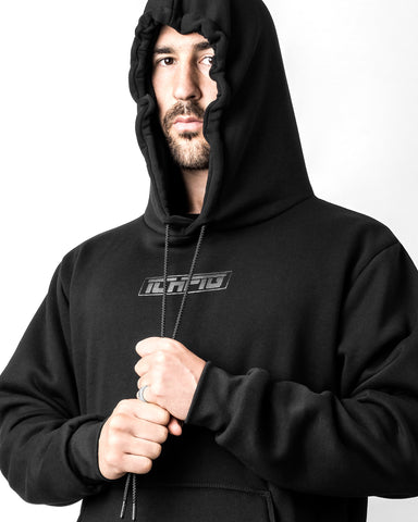 Blackout Box90 Hood - Black / Black