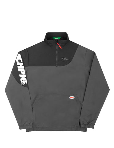 Delta 1/4 Zip Jacket - Graphite