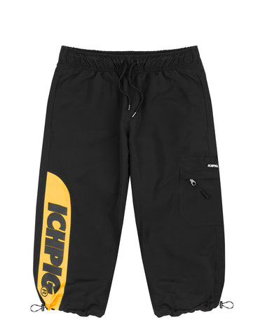 Delta 3/4 Fight Pant - Yellow Nova