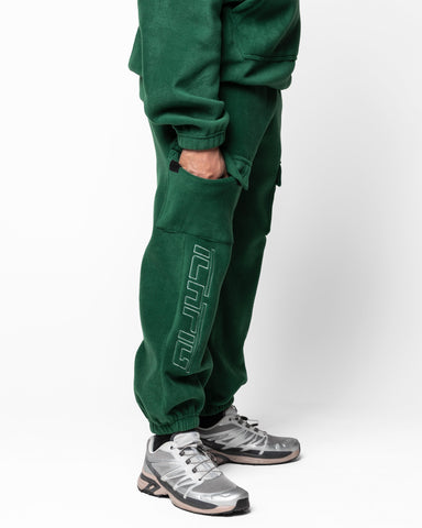 Cargo Polar Pant - Dark Forest