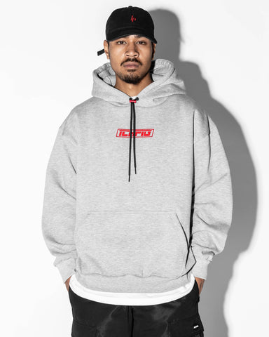 Toggle Box90 Hood - Grey Marle
