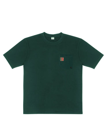 Heritage Pocket Tee - Dark Forest