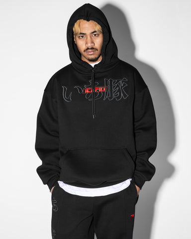 Origins Box90 Hood - Black