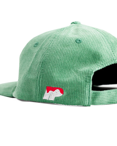 Painter 6 Panel Hat - Peppermint
