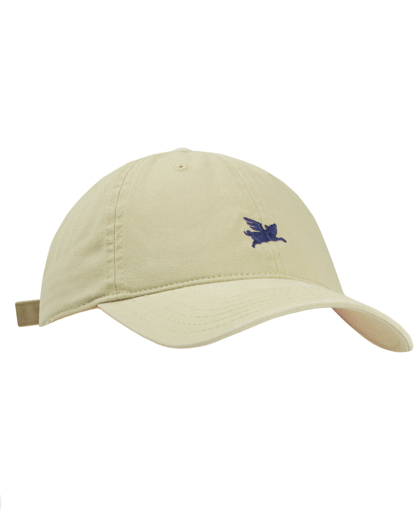 Pigasus 6 Panel Hat - Khaki