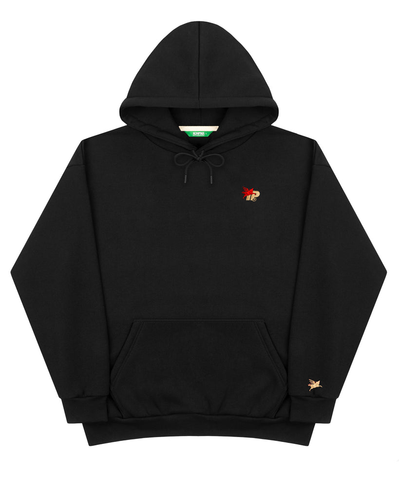 Pigasus Box90 Hood - Black
