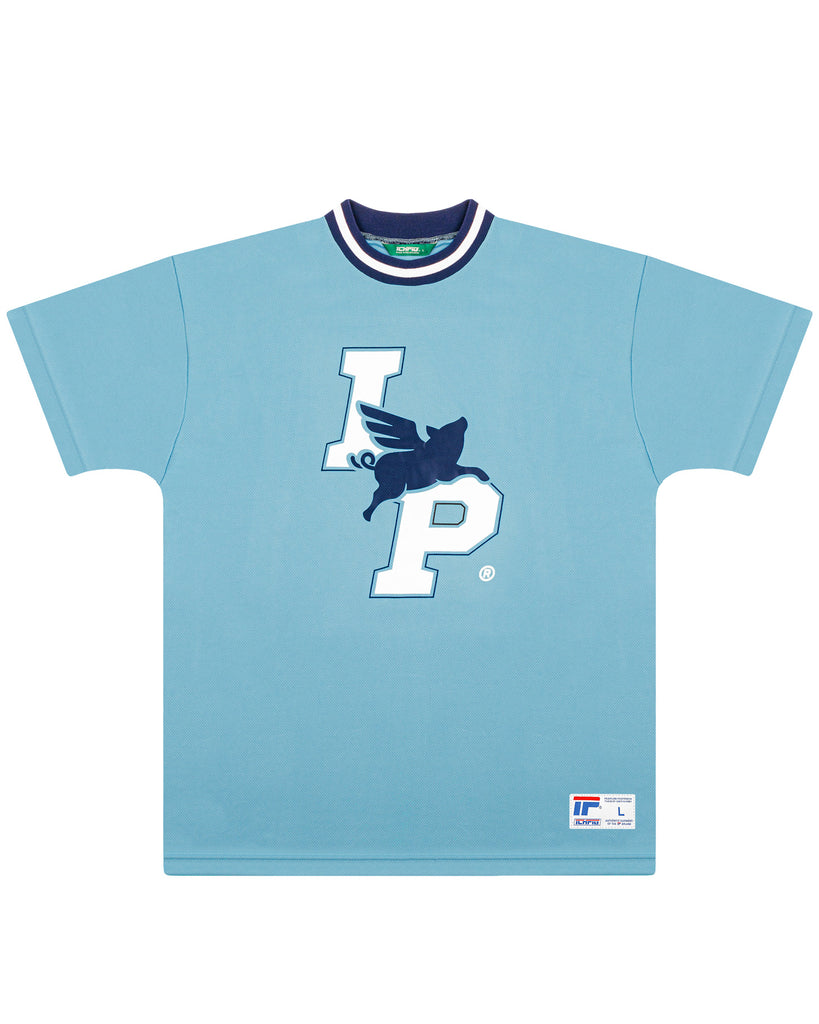 Pigasus Warm Up Jersey - Ice Blue