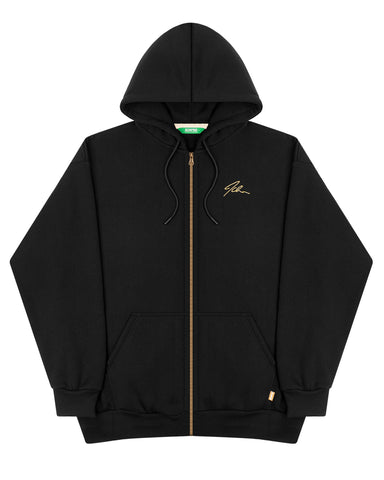 Zipper Box90 Hood - Black