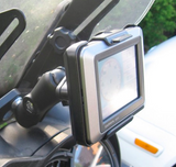 RAM-HOL-GA32U RAM Mounts Form-Fit Cradle for Garmin nuvi 220, 500, 510, 550 & zumo 220 -  - RAM Mounts - Synergy Mounting Systems - RAM Mounts Authorized Dealer