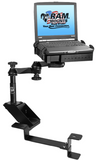 RAM-VB-102-SW1 RAM Mounts No-Drill Laptop Mount for the Chevrolet 2500 C/K, 3500 C/K, Silverado, Suburban, Tahoe, GMC Sierra & Yukon -  - RAM Mounts - Synergy Mounting Systems - RAM Mounts Authorized Dealer
