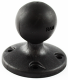 RAP-202U RAM Mounts Composite Round Plate with C-Size 1.5-Inch Ball -  - RAM Mounts - Synergy Mounting Systems - RAM Mounts Authorized Dealer