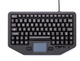 iKey IK-88-TP-USB Full Travel Backlit USB Rugged Keyboard w/ TouchPad (NO USB PORT)