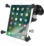 "RAM-B-166-UN8U RAM Mounts Twist-Lock™ Suction Cup Mount with Universal RAM® X-Grip® Cradle for 7""-8"" Tablets -  - RAM Mounts - Synergy Mounting Systems - RAM Mounts Authorized Dealer"
