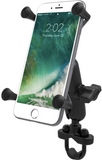 RAM-B-149Z-UN10U RAM Mounts X-Grip® Large Phone Mount with Handlebar U-Bolt Base -  - RAM Mounts - Synergy Mounting Systems - RAM Mounts Authorized Dealer