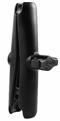 "RAM-B-201U-C RAM Mounts Double-Socket Arm - C Length for 1"" Ball -  - RAM Mounts - Synergy Mounting Systems - RAM Mounts Authorized Dealer"