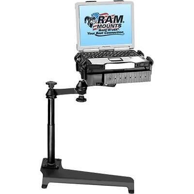 RAM-VB-180-SW1 RAM Mounts No-Drill Laptop System for the Nissan NV1500, Tundra+-RAM Mounts - Synergy Mounting Systems