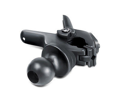 "RAP-B-397-1U RAM Mounts Universal Small Tough-Clamp w/ 1"" Diameter Rubber Ball-RAM Mounts - Synergy Mounting Systems"