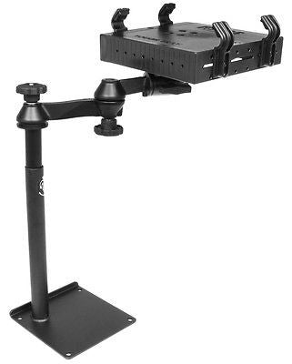 RAM-VBD-125-SW1 RAM Mounts Universal Drill-Down Laptop Mount -  - RAM Mounts - Synergy Mounting Systems - RAM Mounts Authorized Dealer
