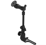 RAM-316-HD-202U RAM POD HD No-Drill Universal Mount w/ Double-Socket Arm & Base