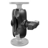 "RAM-201U-B RAM Mounts Short Double Socket Arm for C Size 1.5"" Balls -  - RAM Mounts - Synergy Mounting Systems - RAM Mounts Authorized Dealer"