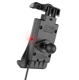 RAM-B-400-A-UN14W-V7M RAM Quick-Grip™ Waterproof Wireless Charging Mount with Tough-Claw™ -  - RAM Mounts - Synergy Mounting Systems - RAM Mounts Authorized Dealer