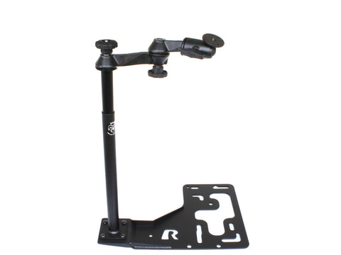 RAM-VB-168-RO1 RAM Laptop/Tablet Mount Base w/ Swing Arm for Big Rigs (SEE LIST) -  - RAM Mounts - Synergy Mounting Systems - RAM Mounts Authorized Dealer