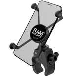 RAM-HOL-UN10-400U RAM X-Grip® Large Phone Mount with RAM® Snap-Link™ Tough-Claw™ -  - RAM Mounts - Synergy Mounting Systems - RAM Mounts Authorized Dealer
