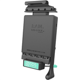 RAM-GDS-DOCKL-V2-SAM24U RAM Mounts GDS® Locking Vehicle Dock for the Samsung Galaxy Tab A 7.0 -  - RAM Mounts - Synergy Mounting Systems - RAM Mounts Authorized Dealer