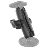 "RAM-B-201U RAM Mounts 3.69"" Aluminum Double-Socket Arm for 1"" Ball Mounts -  - RAM Mounts - Synergy Mounting Systems - RAM Mounts Authorized Dealer"