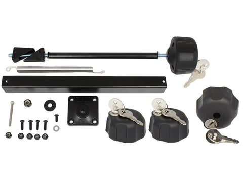 RAM-234-LKU RAM Mounts Locking Kit for RAM Complete Laptop Mounting Systems -  - RAM Mounts - Synergy Mounting Systems - RAM Mounts Authorized Dealer