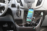 RAM-GDS-DOCK-V1U RAM Mounts Universal Vehicle Phone Dock with GDS Technology for IntelliSkin Products-RAM Mounts - Synergy Mounting Systems