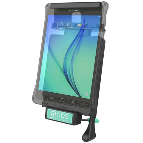 RAM-GDS-DOCKL-V2-SAM16U RAM Mounts GDS® Locking Vehicle Dock for the Samsung Galaxy Tab A 8.0 -  - RAM Mounts - Synergy Mounting Systems - RAM Mounts Authorized Dealer