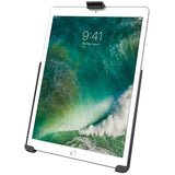 RAM-HOL-AP22U RAM Mounts EZ-Roll'r Cradle for the Apple iPad Pro 10.5 WITHOUT Skin, Sleeve or Case -  - RAM Mounts - Synergy Mounting Systems - RAM Mounts Authorized Dealer