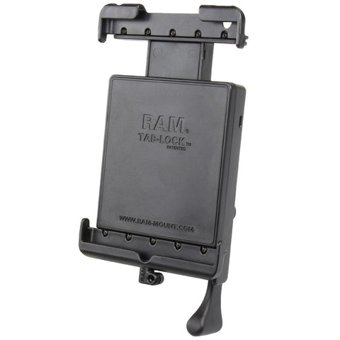 RAM-HOL-TABL11U RAM Mounts DOCK-N-LOCK Model Specific Sync & Lock Cradle for the Apple iPad mini 1-3 WITHOUT CASE, SKIN OR SLEEVE -  - RAM Mounts - Synergy Mounting Systems - RAM Mounts Authorized Dealer