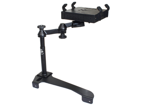 RAM-VB-135-SW1 RAM Mounts No-Drill Laptop Mount for Older Honda CR-V and Element-RAM Mounts - Synergy Mounting Systems