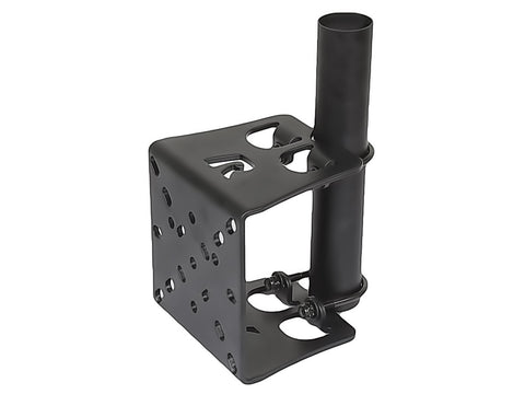 "RAM-VB-184T RAM Mounts No-Drill Universal Laptop Mount with 8"" Female Tele-Pole-RAM Mounts - Synergy Mounting Systems"