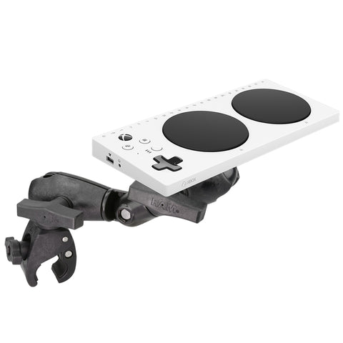 RAP-400-2-238-MS2 RAM Mounts Tough-Claw™ Mount for Xbox Adaptive Controller -  - RAM Mounts - Synergy Mounting Systems - RAM Mounts Authorized Dealer