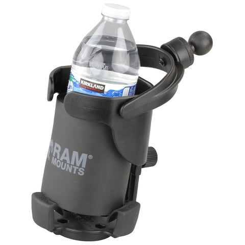RAP-B-417BU RAM Mounts Level Cup XL with Koozie-RAM Mounts - Synergy Mounting Systems