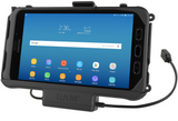 RAM-HOL-SAM60PDU RAM Skin™ Power + Data Cradle for Samsung Tab Active2