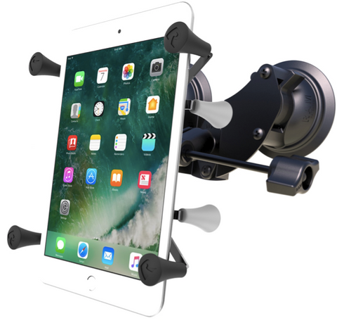 "RAM-B-189-UN8-ALA1-KRU RAM Mounts X-Grip® with RAM® Twist-Lock™ Dual Suction for 7""-8"" Tablets -  - RAM Mounts - Synergy Mounting Systems - RAM Mounts Authorized Dealer"